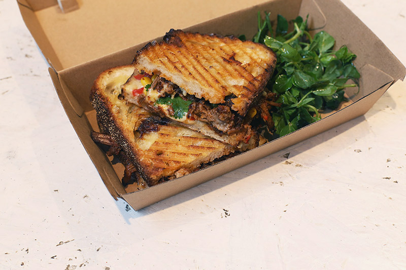 Single O CBD next level toastie - Chipolte beef