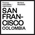 San Francisco Colombia width=
