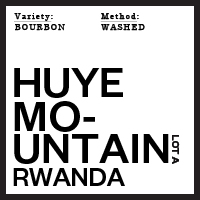 origin Huye Mountain Lot A