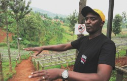 David Huye Mountain