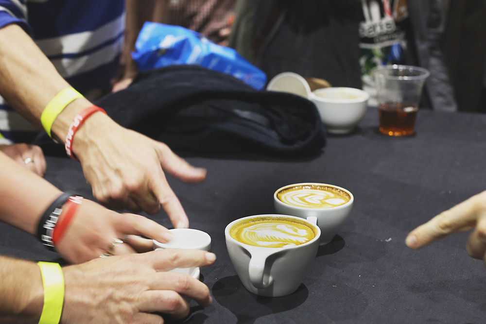 Single Origin Roasters - Throw at Single O - final two