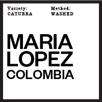 origin Maria Lopez Colombia