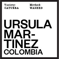 origin Ursula Martinez COLOMBIA