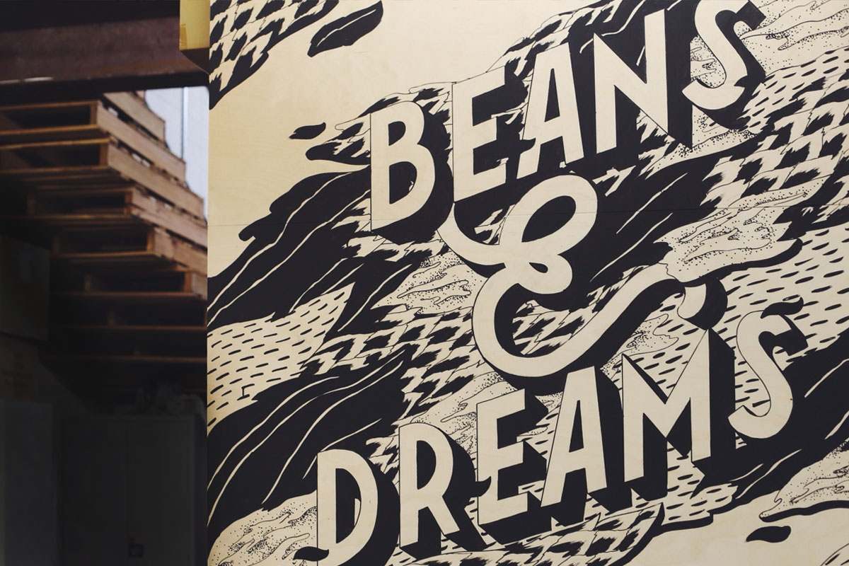 beans-and-dreams-wall