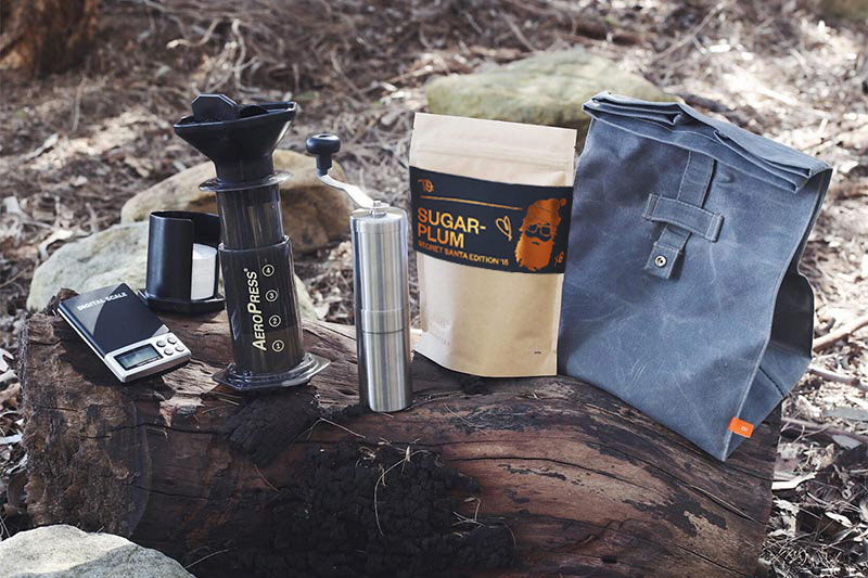 Single Origin Roaster Traveller Pack deluxe