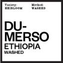 Dumerso Washed ETHIOPIA width=