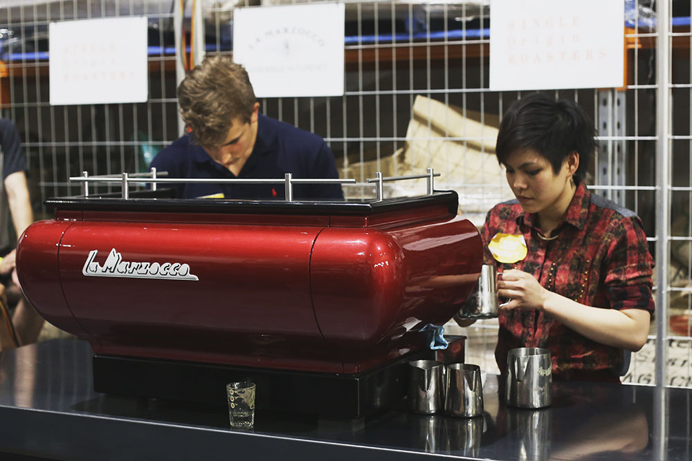 Single Origin Roasters - Throw at Single O - finals