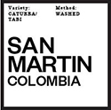 San Martin COLOMBIA width=
