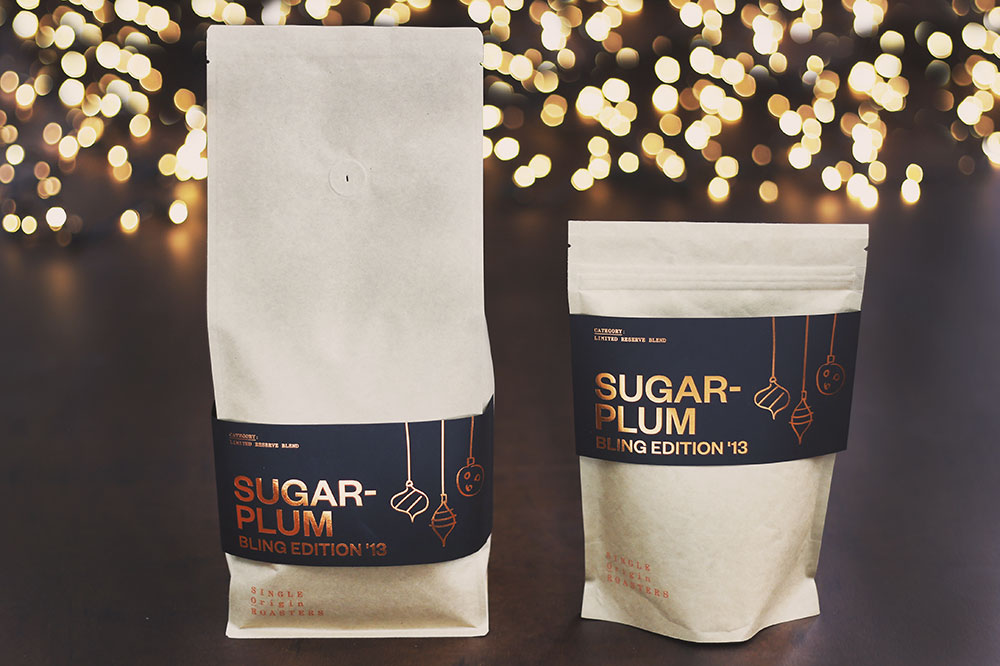 Single Origin Roasters sugarplum packs